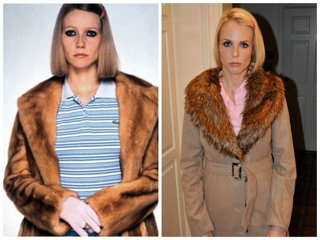 Margot Tenenbaum Halloween Costume (and Faux Bob Tutorial ...