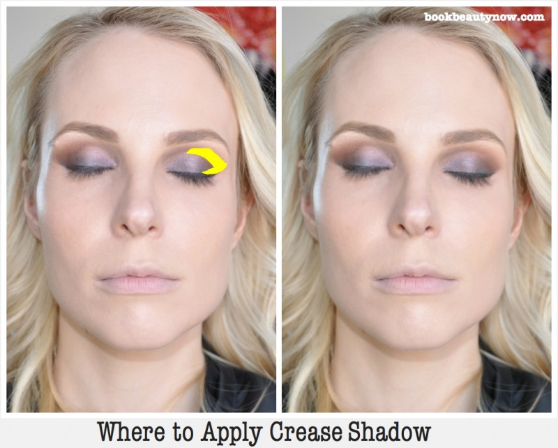 Where to Apply Crease Shadow