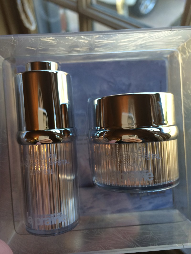 La Prairie Ice Crystal Review
