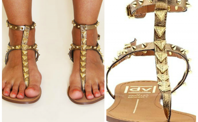64d7e50c24e Valentino Rockstud-Inspired Sandals-- BeautyNow Blog