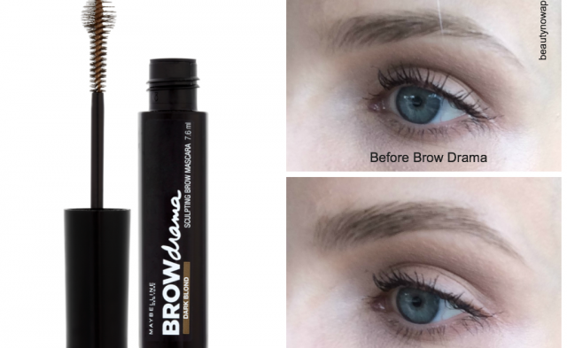 a31a7395f79 Maybelline Brow Mascara Review-- BeautyNow Blog