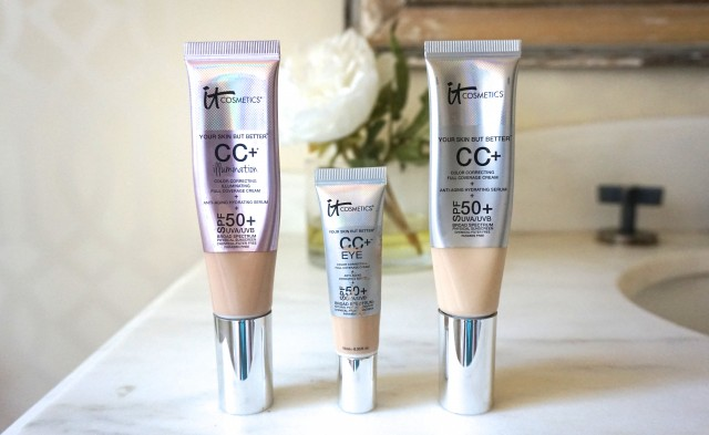 3daea634afbee It Cosmetics CC Cream Illumination Foundation vs. Original (  CC Eye!)