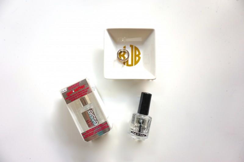 Essie Gel Setter Review-- BeautyNow Blog