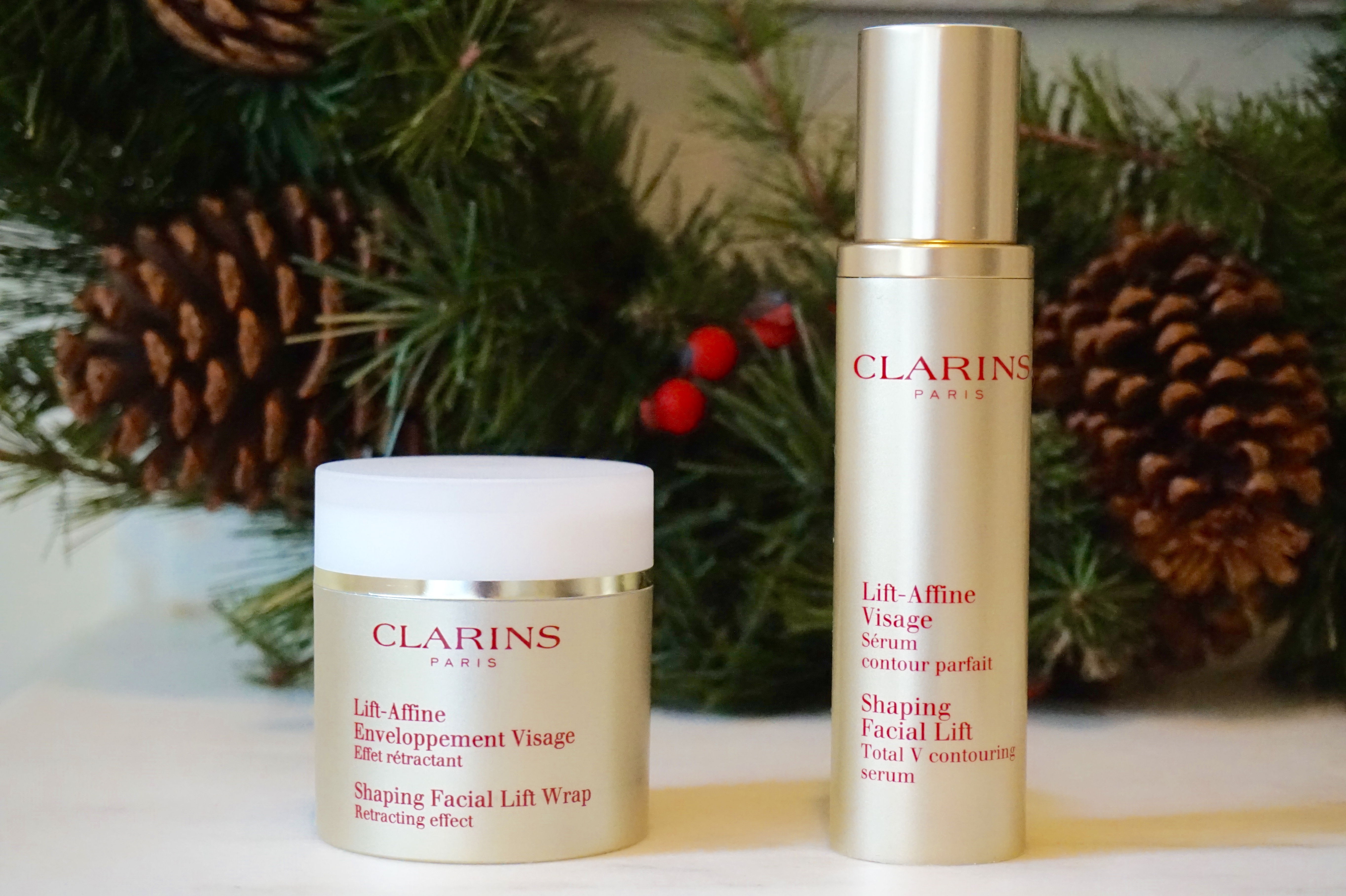 V-Facial Intensive Wrap by Clarins #10