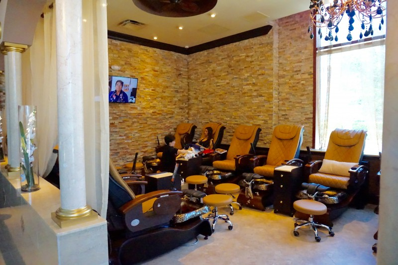 Venetian Nail Spa Review-- BeautyNow Blog